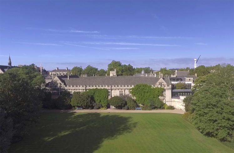 St John's College Gardens